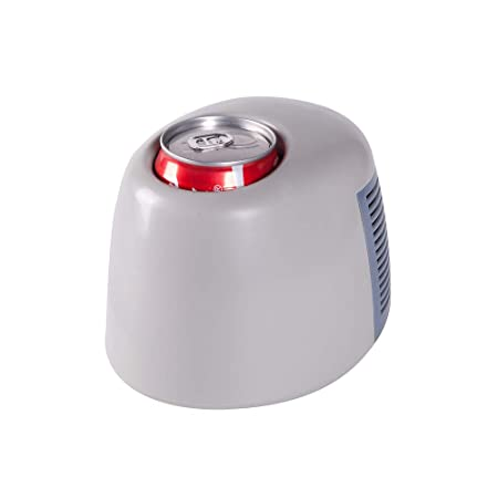 ZSSM Mini Nevera para Bebidas Nevera Caliente y fría Refrigerador ...