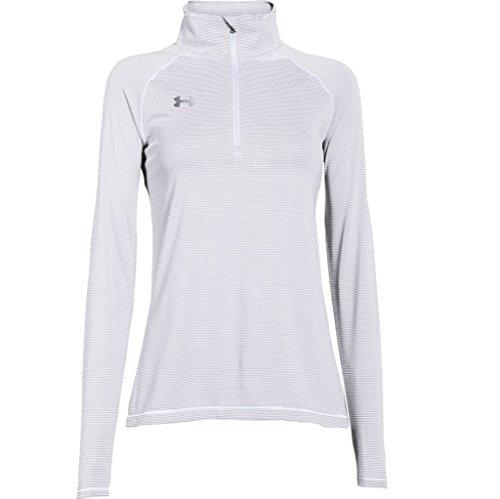 Womens 1/4 Zip Pullover - 5