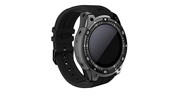 VERYMIN Reloj Inteligente Bluetooth Smart Watch X100 Android 5.1 ...