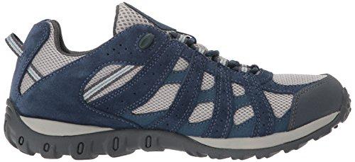Columbia Womens Boot Da Trekking Impermeabile Redmond Colomba, Canyon Blu