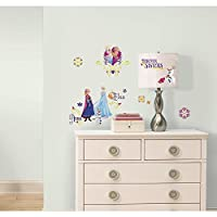 Frozen Spring Peel and Stick Wall Decals 10 x 18in