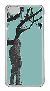 iPhone 5c case, Cute Trust Nature iPhone 5c Cover, iPhone 5c Cases, Hard Clear iPhone 5c Covers by mcsharks