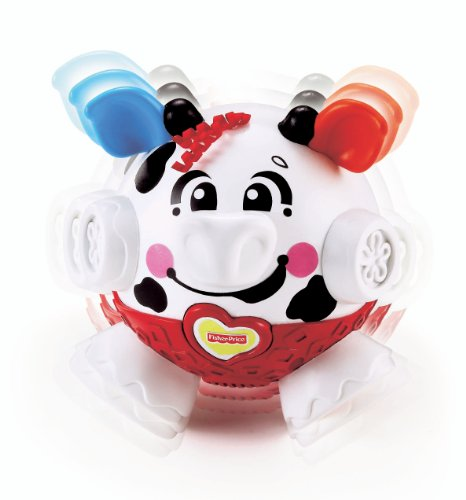 Fisher-Price Bounce & Giggle - -
