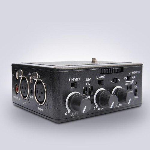 Beachtek Audio Adapter (BeachTek DXA-SLR Active Audio Adapter)