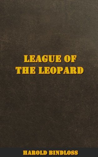 book cover of The League of the Leopard