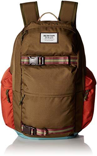 (Burton Kilo Backpack, Hickory Triple Ripstop Cordura)
