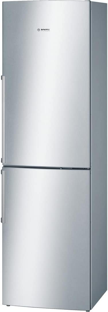 Bosch 2 Piece Stainless Steel Kitchen Package With B11CB81SSS 24 Counter Depth Bottom Freezer Refrigerator and HDI8054U 30 Slide-in Dual Fuel Range