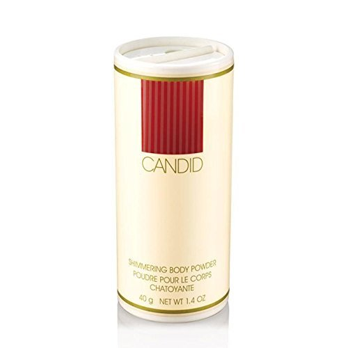 Avon Candid Shimmering Body Powder Talc 1.4 Oz