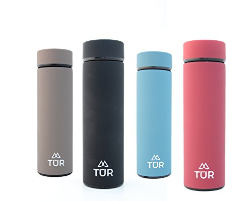 TUR-Stainless-Steel-Double-Wall-Vacuum-Insulated-Water-Bottle-17oz-Eco-Friendly-BPA-Free-Perfect-For-Kids-Gym-School-Office-Keeps-Hot-or-Cold-Wide-Mouth-Thermos-TEA-INFUSER