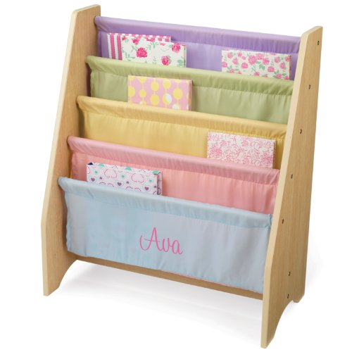 personalized sling bookshelf - 4