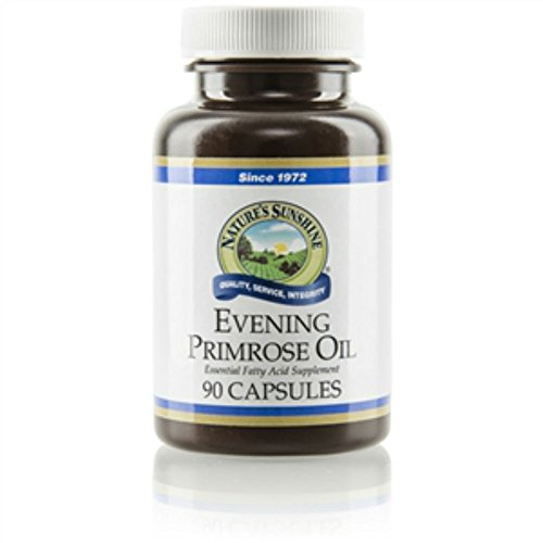 Nature's Sunshine Evening Primrose Oil Capsules (90)  Review
