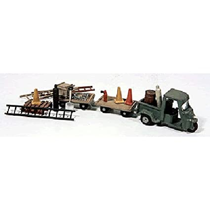 Amazon com: DELUXE CUSHMAN TRUCKSTER & CARTS DETAIL SET - JL