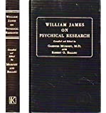 img - for William James on Psychical Research book / textbook / text book