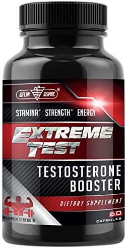 Test Boost Advanced Dietary Supplement - Male Enhancement Formula - Powerful Stamina, Strength, Energy & Endurance Supplement - Supports Healthy Test Training & Natural T Levels - 60 Capsules 2