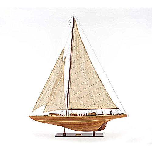 America'S Cup Endeavour 1933 Yacht Wood Model 40