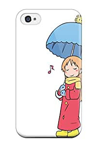 New Fashionable ZippyDoritEduard TvYLSYi8427qBHxi Cover Case Specially Made For Iphone 4/4s(nichijou)