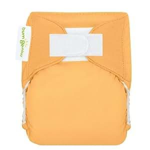 bumGenius Newborn Cloth Diaper - Clementine