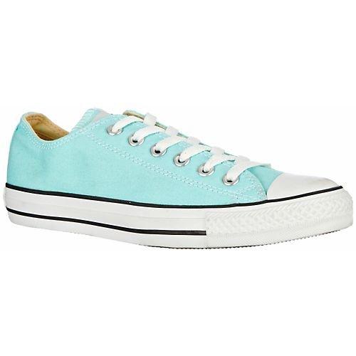 Converse Unisex Chuck Taylor All Star Low Top Aruba Blue Sneakers - 7 B(M) US -