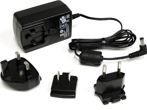 DC Adapter - 12V Adapter - 1.5A - Universal Power Adapter - AC Adapter - DC Power Supply - DC Power Cord - Replacement Adapter