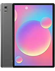 Jumper Tablet PC 10.1 inch, 4+128GB, T618 acht core high speed processor, Android 11, 4G LTE dual card+5G WiFi, 1920*1200 FHD, 5000mAh, Bluetooth 5.0, 5+13MP AF camera, 128GB TF uitbreidbaar geheugen