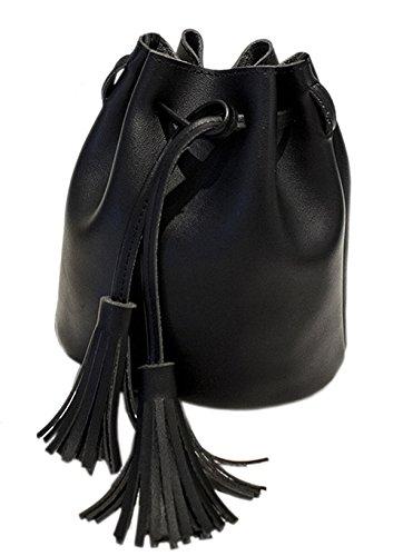 Noir Dessouy Dessouy sac sac bandoulière femme 6w8YqaqX
