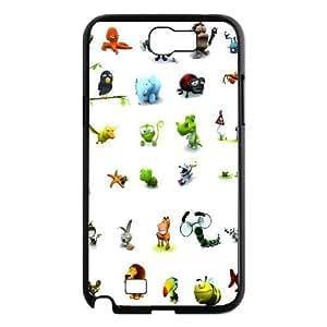 Animal Cartoon New Fashion Case for Samsung Galaxy Note 2 N7100, Popular Animal Cartoon Case hjbrhga1544
