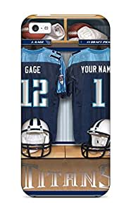 Best tennessee titans NFL Sports & Colleges newest iPhone 5c cases 9497341K410385111