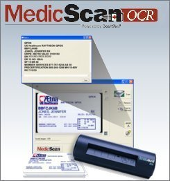 CSSN MedicScanOCR - Medical Cards and insurance card scanner