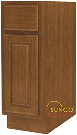 12 Oak Base Cabinet