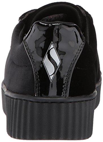 Skechers Mujer Velvet Terciopelo Women'sMila Negro Street Mila Para rwqg7r8x