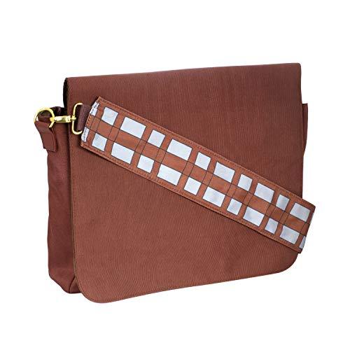 Chewbacca Messenger Bag (Se7en20 Star Wars Chewbacca(Chewy) Messenger Bag Officially)