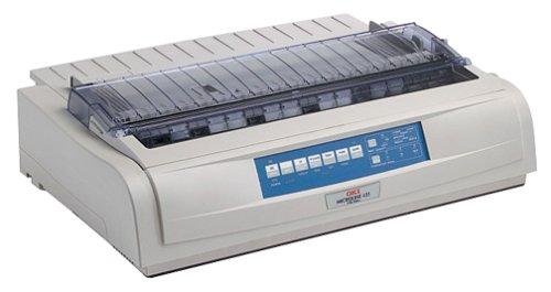 Oki 62418701 MICROLINE 420 Dot Matrix Printer from OKI