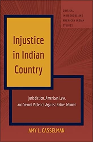 native american injustice