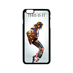 My Style I Decide Michael Jackson Iphone 6 plus 5.5 Shell Case Cover (Laser Technology)