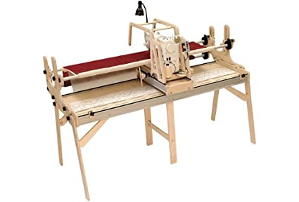 Amazon.com: Grace Little Gracie II 2 Machine Quilting Frame NEW ...