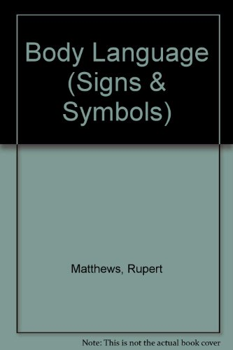Body Language (Signs & Symbols)
