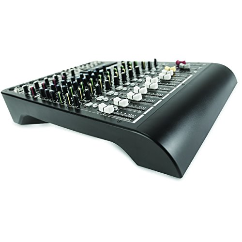 (RCF, 12-Channel Mixing Board (LIVEPAD12C))