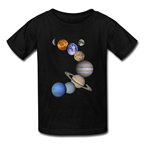solar-system-planets-kids-t-shirt-by-spreadshirt-xs-black