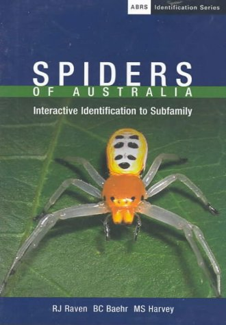 Spiders of Australia: Interactive Identification to Subfamily (ABRS Identification Series)