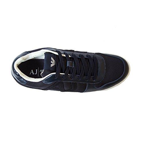Armani 9350446a441, Sneaker Basse Uomo Blu