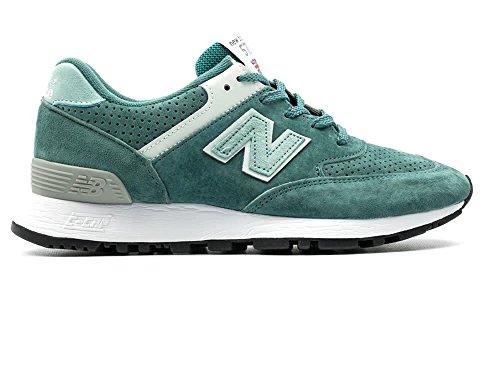 New Balance Zapatillas de Ante para mujer Verde verde