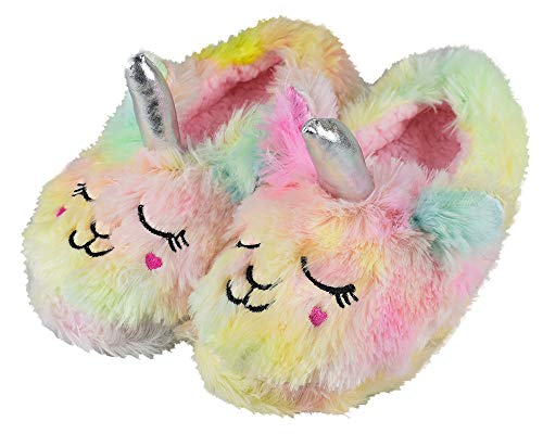 Top 10 unicorn slippers for kids size 3