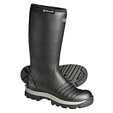 "Amazon.com | Quatro Insulated 16"" Knee Boot Black"