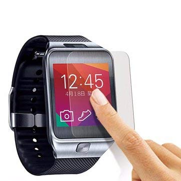 6X HD Clear Screen Protector Shield Saver Film For Galaxy Gear 2 SM-R380 - Smart Watch & Band Watch & Band Accessories