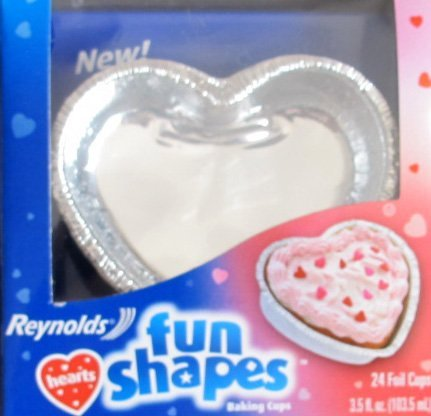 Reynolds Fun Shapes -Hearts -