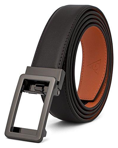 Leather Lightweight Belt - 8