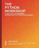 The Python Workshop Front Cover