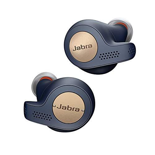Jabra Elite Active 65t – Auriculares Deportivos Bluetooth con Cancelación Pasiva de Ruido y Sensor de Movimiento…