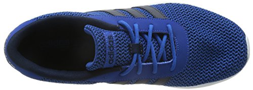 Adidas Néo Lite Racer Wit-blauw-marineblauw