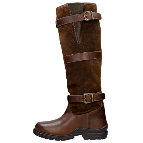 Horka LINED SIZES Country ALL amp; FLEECE Brown WATERPROOF Highlander Boot Pqx6rP